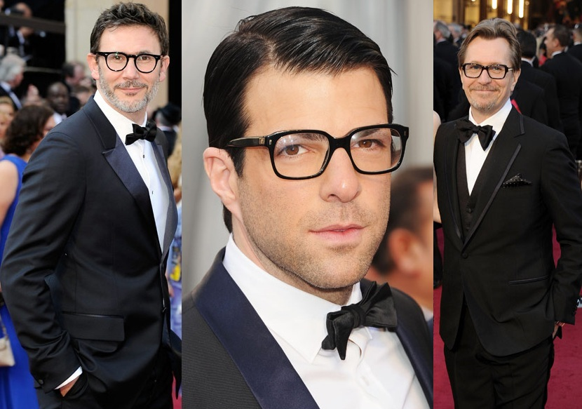 Trend Watch: Thick Framed Glasses | Let It Reign